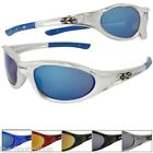 SPORTS SUNGLASSES DESIGNER MENS WOMENS BOYS GOLF BIKER FISHING CYCLING WRAP X059
