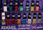 RIMMEL Nail polish varnish Discontinued RARE glitter shine shimmer 8ml AMAZING