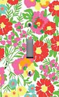Light Switch Plate & Outlet Covers  GARDEN BY THE SEA FLORAL