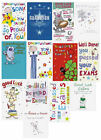 Greeting Cards - Exams, Passed Your Exams, Good Luck In Your Exams, Wallets