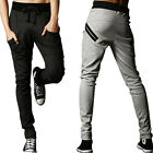 Men Casual Harem Baggy Hip Hop Taper Dance Sport Sweat Pants Trousers Slacks