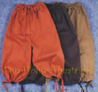 RENAISSANCE COLONIAL KNICKER PANTS Medieval Halloween Costume Accessory 24-113