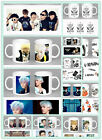 water cup EXO glass Mug china KPOP YG FAN ESHOP LUHAN KRIS BIGBANG GD TOP EXO M
