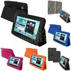For Samsung Galaxy Tab 2 7.0 Tablet Color Design Folio Pouch Case Cover Stand