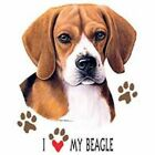 Beagle Love Sweatshirt Pick Your Size