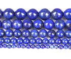 Natural Lapis Lazuli Gemstone Round Beads 4mm 6mm 8mm 10mm 12mm