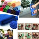 Ultra Absorbent Microfiber Pet clean Towels Sport Workout Gym wash Car clean Tow