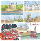 Emma Ball Best Of British Scenes Counties Areas Greetings Cards You Choose