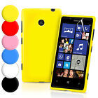 Grip Gel TPU Case Cover For Nokia Lumia 520 + Screen Protector