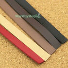 1 2 5 120cm DIY PU faux Leather handle Strap Replacement Purse Bag strap 12mm
