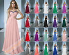 New Fashion Bridesmaid Gowns Prom Dress Formal Party Evening Dress Cocktail