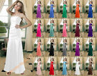 Noble Floor-Length Dress Formal Empire Evening Dress Gown Prom Bridesmaid Party