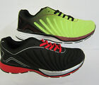 """Mens Airtech Trainers Lime or Black Style """"Sportsbrake""""  Uk sizes 7-11"""