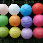 Multicolor Chinese Paper Lanterns Wedding Party Graduation Ceremony Decoration