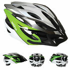 Cycle Helmet; Professional Arina MTBSpirit White & Green FREE NEXT DAY DELIVERY