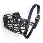 Aadjustable Satety Dog Pet Puppy Muzzle Basket Cage 7 SIZE XXS XS S M L XL XXL
