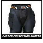 protective padded shorts gear hip protection armour guard ski snowboard board