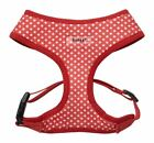 Bunty Soft Comfortable Mesh Breathable Fabric Dog Puppy Pet Adjustable Harness <br/> Small, Medium, Large, X-Large - Multiple Colours - UK