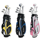 MacGregor Tourney Junior Golf Clubs Set - 6-8years, 9-12 Years Boys & Girls Sets