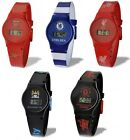 OFFICIAL FOOTBALL CLUB - KIDS WATCHES - Digital Watch (New/Gift/Xmas/Christmas)