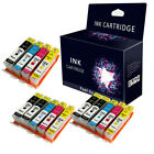 14 NON-OEM CHIPPED INK CARTRIDGE REPLACE FOR 364 XL PRINTER - 3SETS+2BK