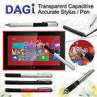 2 in 1 Capacitive Stylus Pen for Nokia Lumia 2520 Tablet 1320 Phone - DAGi P604