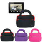 """Neoprene Sleeve Case Bag w/ Handle+Screen Protector For 7.9"""" Acer ICONIA A1-810"""