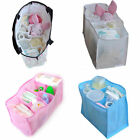 Cute  Baby Organizer Bag Portable Diaper Nappy Bottle Changing Divider Storage