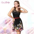 2014 New Unique Lace Empire Line Club Party Casual Daily Dress 03662
