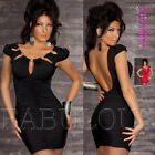 NEW SEXY SIZE 6-8-10-12 WOMEN'S DRESS COCKTAIL PARTY FORMAL EVENING TOP WEAR RED