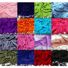 Quality Pashmina Scarfs Scarf All Colours Ladies Womens Shawl Wrap