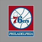 Philadelphia 76ers NBA Team Logo Vinyl Decal Sticker Car Window Wall Cornhole on eBay
