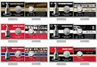 "Choose Your NHL Team Stanley Cup Champions ""History"" Silver Medallion Coin Card"