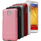 Rubberized Ultra Thin Slide On iSlide Hard Shell Case For Samsung Galaxy Note 3