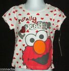 Valentine's Day Totally Loveable Elmo Infant/Toddler T-Shirt SIZES 12 Months-5T