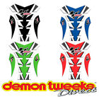 Moto GP Motorcycle Tank Protectors - Contoured Spine Design - High Gloss Finish
