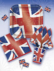 Best Of British Set Feste  UK  Composto Da Palloncini Decorazioni Altro