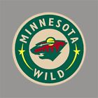 Minnesota Wild #2 NHL Team Logo Vinyl Decal Sticker Car Window Wall Cornhole $12.47 USD on eBay