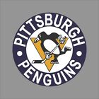 Pittsburgh Penguins #2 NHL Team Logo Vinyl Decal Car Window Wall Cornhole