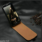 Real Genuine Leather Flip Case Pouch Cover Accessory For Samsung Galaxy Note 3