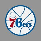 Philadelphia 76ers #2 NBA Team Logo Vinyl Decal Sticker Car Window Wall Cornhole on eBay