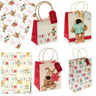 Boofle  Bear Gift Bag Bags or Wrapping Paper with Tags - All sizes