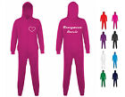 NEW ADULT MENS WOMENS HONEYMOON ONESIE JUST MARRIED COUPLE MARRIAGE RELATIONSHIP