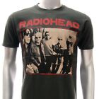 ASIA SIZE S M L XL Radiohead T-shirt Thom Yorke Rock Band Tour Retro Many Size