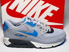 3108838634374040 1 Nike Air Max 90 Essential   Wolf Grey   Dark Royal