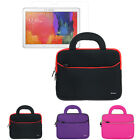 Tablet Neoprene Sleeve Handle Case+LCD Guard For Samsung Galaxy Tab PRO 10.1""
