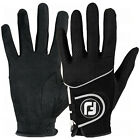 NEW FootJoy Womens Rain-Grip Golf Gloves - Black - Various Sizes