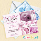 Personalised New Baby Thank You Cards