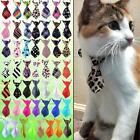 Lovely Dog Cat Puppy Kitty Teddy Adjustable Bow Tie Necktie Collar Pet Accessory