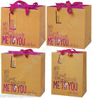 Me to You Tatty Teddy Kraft Gift Bags - Small Medium Large Extra Large Gift Bag
